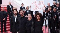 Cannes Film Festivalinin Kırmızı Halısında İsrail Lanetlendi
