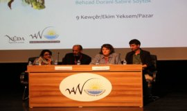Axtamara Film Festivali'nde İran Sineması tartışıldı