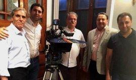 İran-Azerbaycan ortak sinema projesi başladı