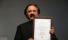 Mecidi'ye, Pekin Film Akademisinin Fahri Profesörlük ünvanı verildi